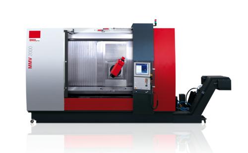EMCO MMV 2000 Milling machine