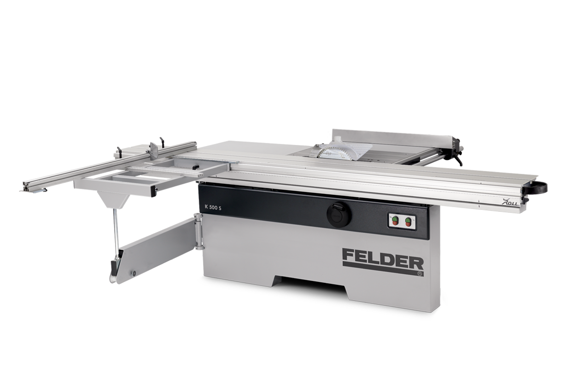 FELDER Sliding Table Saw