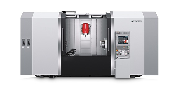 DMG GILDEMEISTER NT 4300 DCG Complete machining centre