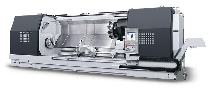 DMG GILDEMEISTER SL 603 Universal lathe