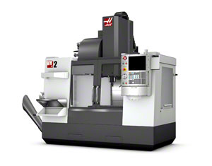 HAAS VM-2 Vertical milling machine