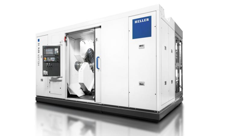 HELLER RFK 10 Manufacturing System