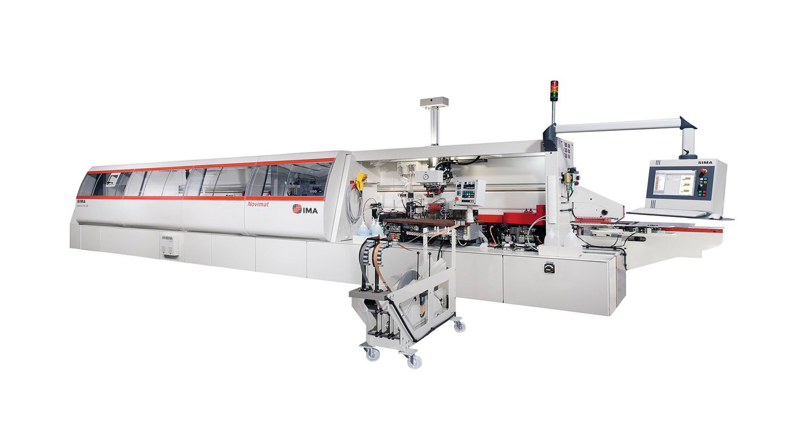 IMA Novimat Edgebanding machine