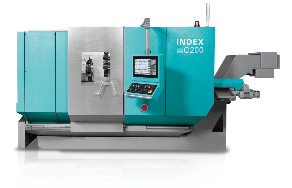 INDEX C200 Production lathe