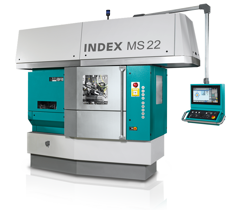 INDEX MS22C Multi spindle automatic