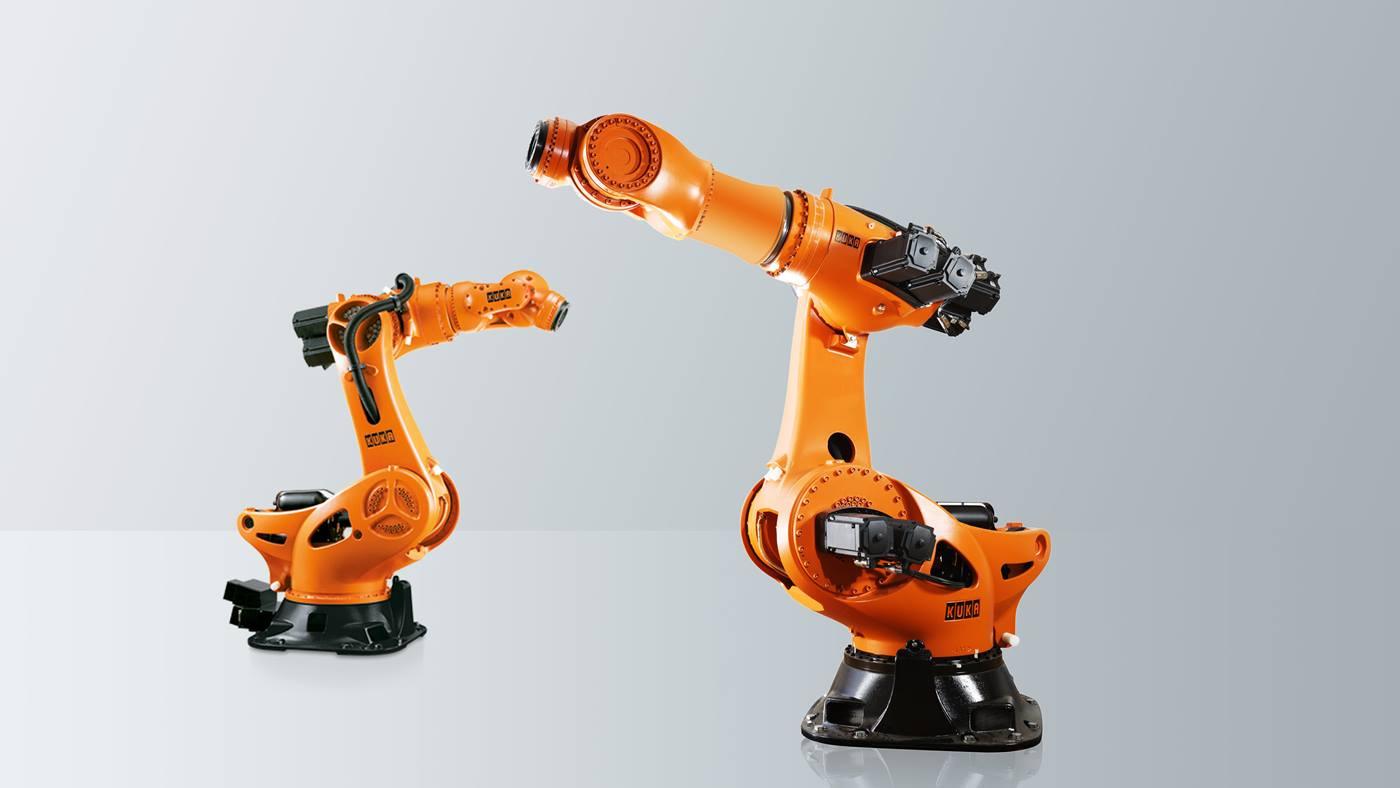 Used KUKA Robotics industrial robots for sale | KR 125, 150 & more