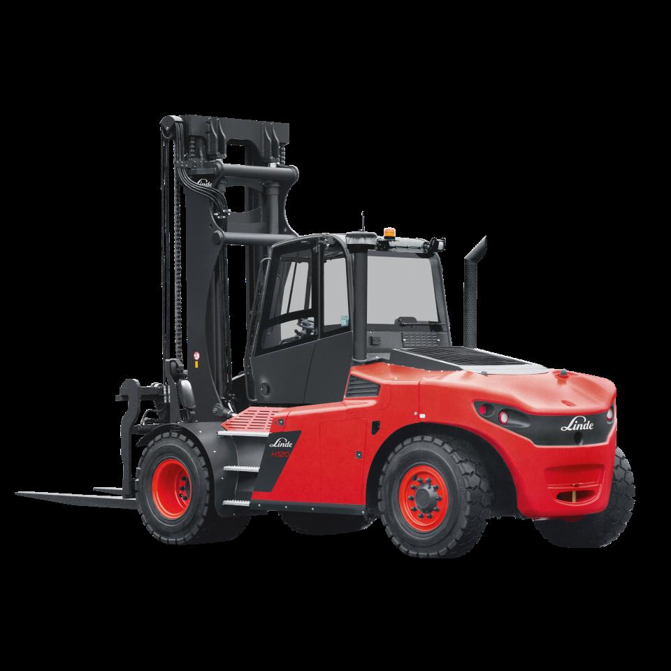 LINDE H100D - H180D V Forklift