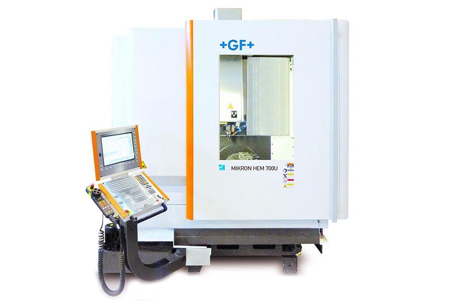 MIKRON HEM 700U Milling machine