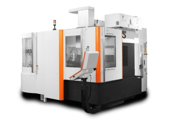 MIKRON HPM 450U Milling machine