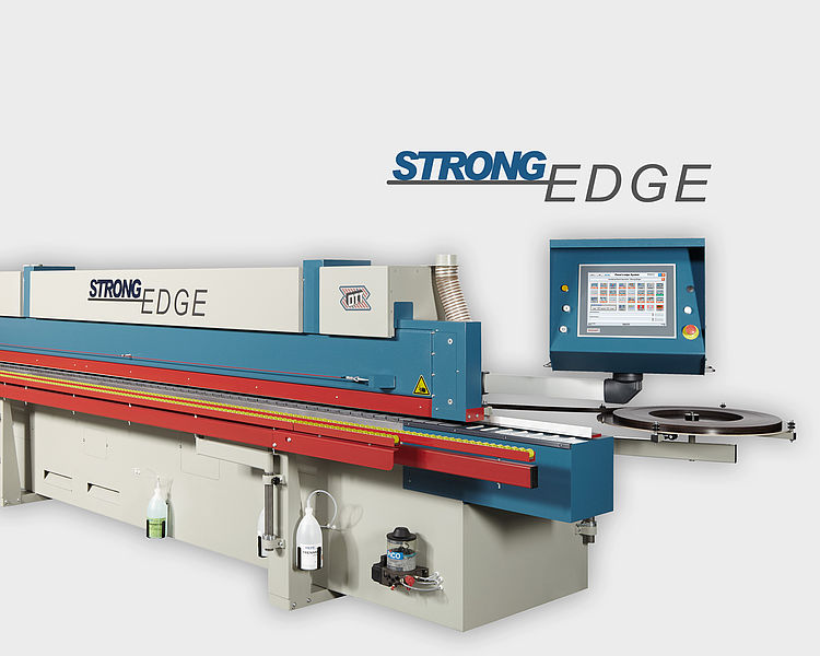 OTT STRONGEDGE Edge Banding Machine