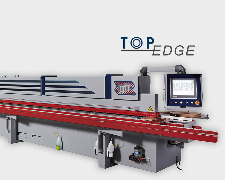 OTT TOPEDGE Edge Banding Machine