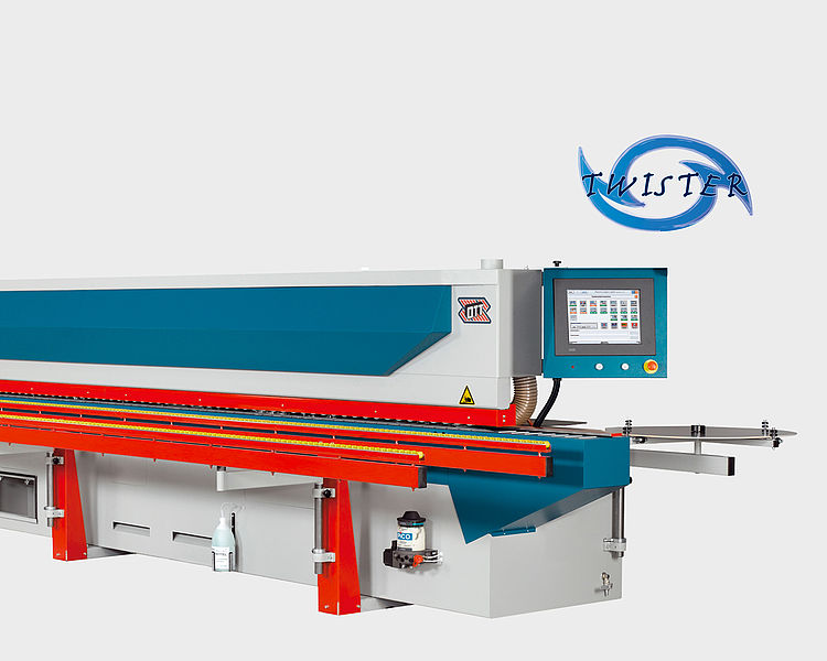 OTT TWISTER Edge Banding Machine