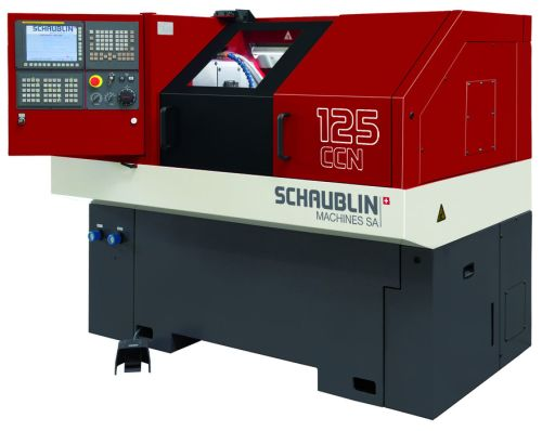 SCHAUBLIN High Precision Lathe