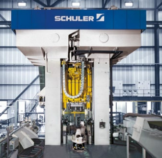 SCHULER Cold Extrusion Press