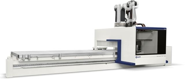 SCM Accord 50 FX-M CNC machining centre