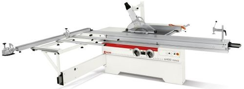 SCM SI 400 Nova manual sliding table saw