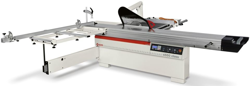 SCM SI 550 EP Class sliding table saw