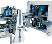 WEEKE ABF 800 Front processing technology
