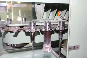 Bir freze makinesinin tasarımı