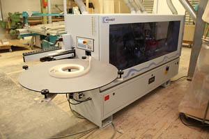 used edge banding machine