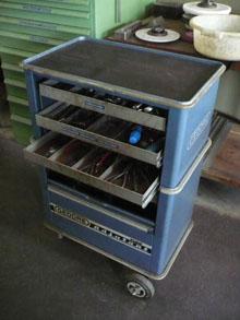 Berühmt ▷ Werkstatteinrichtung & Werkstattmöbel gebraucht kaufen @IU_65