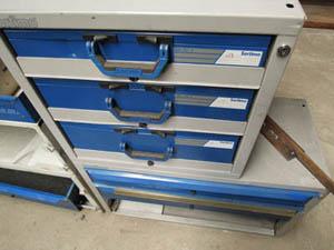 armadi per officina usati - cassettiere, portaminuterie e altro - Banchi Da Lavoro Per Officina Usati