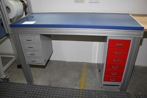 Banchi Da Lavoro Usati Per Officina : Attrezzatura per officina usata arredamento e altro compra su