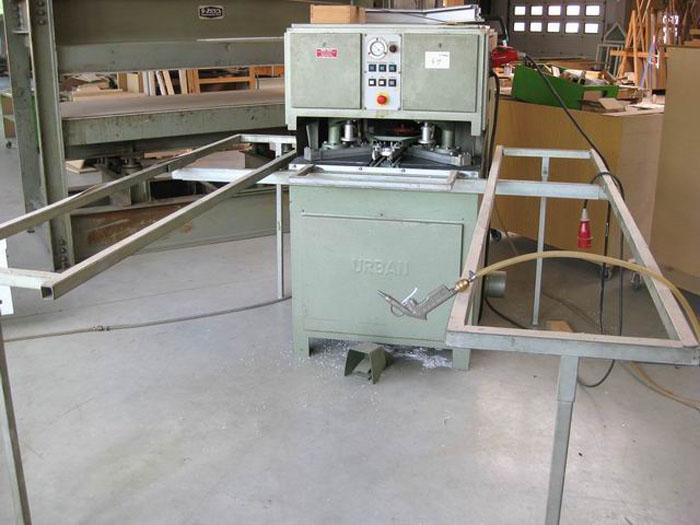 Macchine per la produzione di finestre usate surplex - Finestre usate in pvc ...