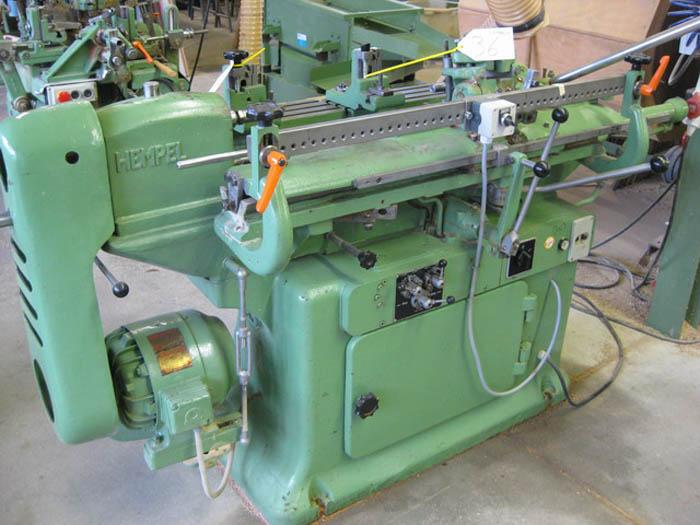 Macchine Per Lavorare Il Legno Usate D Occasione : Tornio usato per legno professionale con copiatore e altri