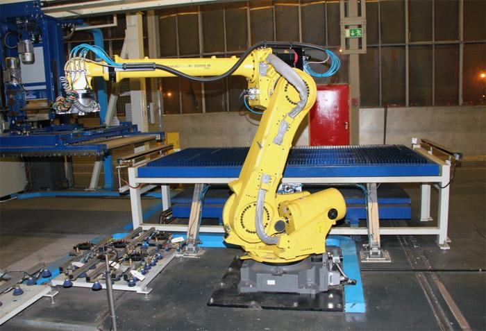 Maquinaria fanuc de segunda mano compre a precio for Robot limpiafondos piscina segunda mano