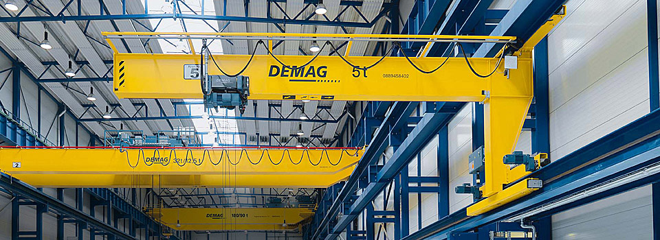 Grúa de pared DEMAG