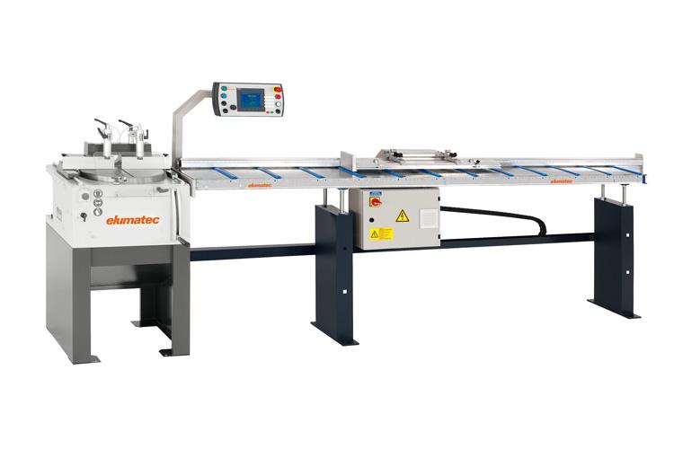 Máquina de medición ELUMATEC AMS 200