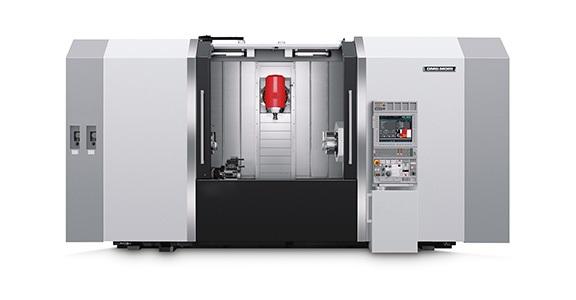 Centro de mecanizado DMG GILDEMEISTER NT 4300 DCG