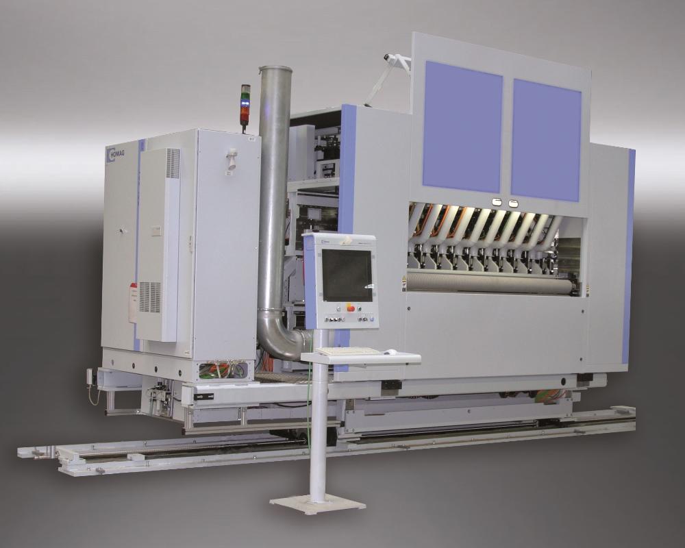 Sierra automática HOMAG FSL 324