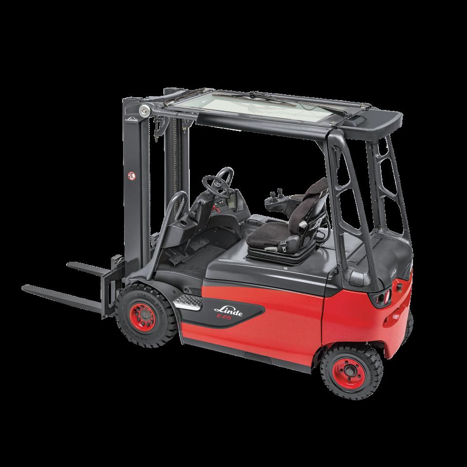 Carretilla eléctrica LINDE E20 - E35 R