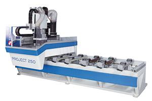 Centro de mecanizado CNC MASTERWOOD Project 250