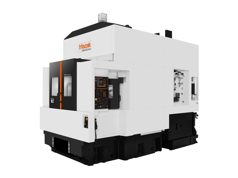 Centro de mecanizado horizontal MAZAK FF 5000/40