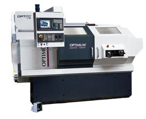 Torno CNC OPTIMUM OPTIturn L 44