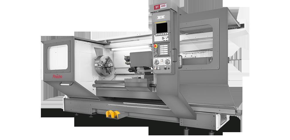 Torno CNC PINACHO STH 400
