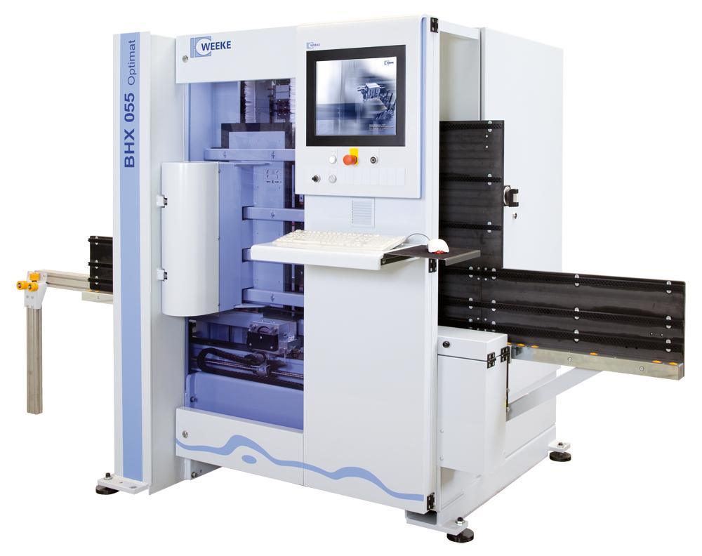 Centro de taladrado CNC WEEKE BHX 055
