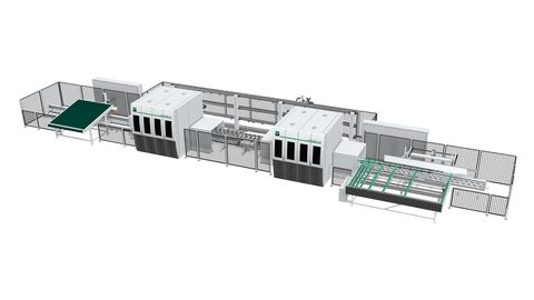 Centro de mecanizado CNC WEINIG Conturex 226
