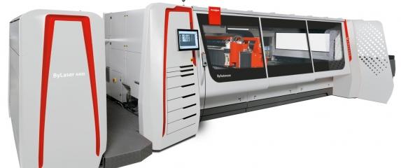 Macchina per taglio laser BYSTRONIC ByAutonom 3015