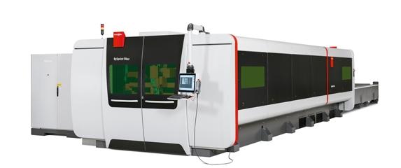 Macchina per taglio laser BYSTRONIC BySprint Fiber 6520