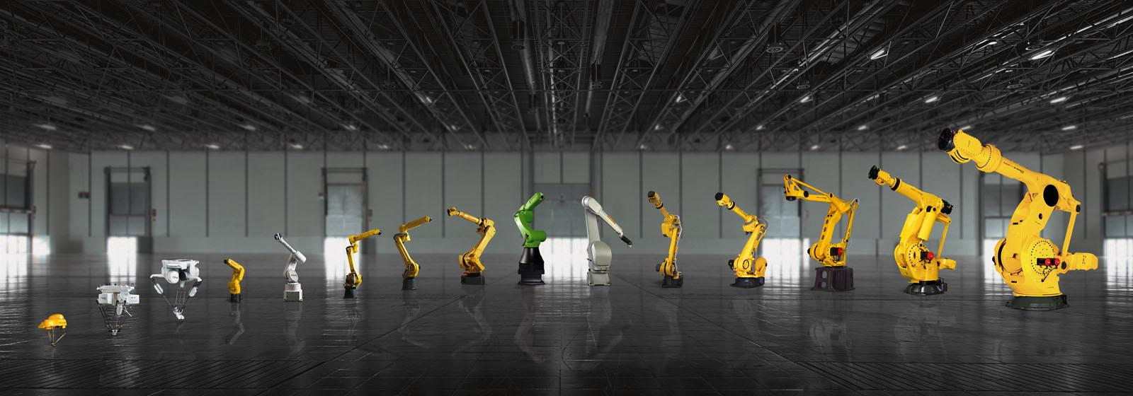 Roboti FANUC