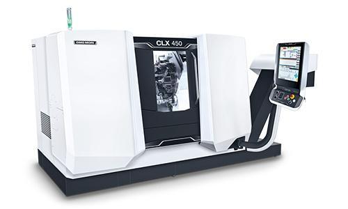 Strung universal DMG GILDEMEISTER CLX 450