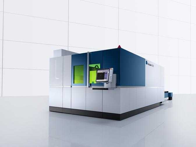 Mașină de debitat cu laser TRUMPF TruLaser 5030