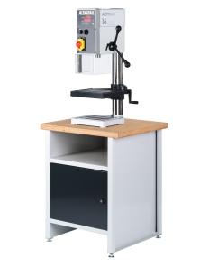 ALZMETALL Alztronic 16 Tablalı delme makinesi