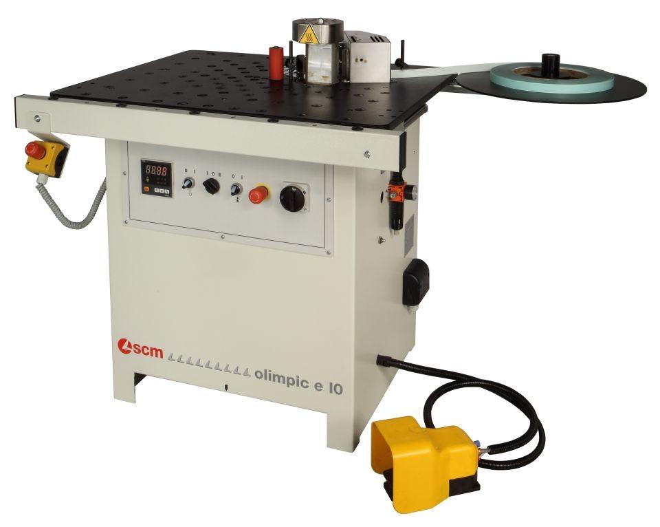 SCM Olimpic E 10 Kenar bantlama makinesi