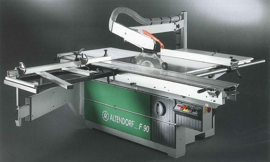 ALTENDORF F90 Formatkreissäge