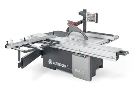 ALTENDORF WA 80 X Formatkreissäge